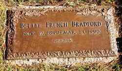 Bettye French Bradford