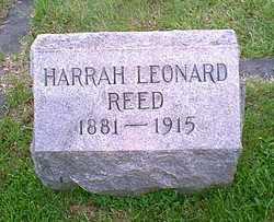 Harrah Leonard Reed