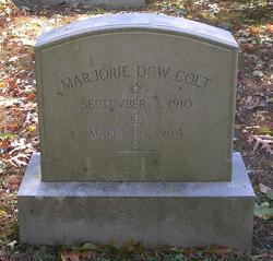 Marjorie <i>Dow</i> Colt