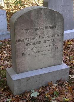 Edward Ibarra Brownell