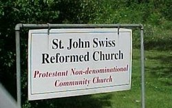 Saint John Swiss Reform Alphious Cemetery