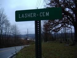 Lasher Cemetery