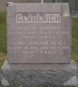 Amanda <i>Walmer</i> Gerberich