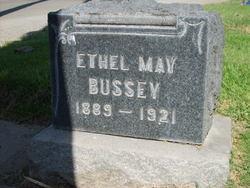 Ethel May <i>Peterkin</i> Bussey