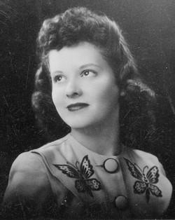 Betty Ann <i>Speelman</i> Cox