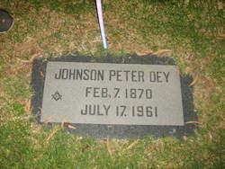 Johnson Peter Dey