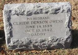 Claude Denson Owens