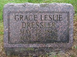 Grace Leslie Dressler
