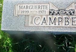 Marguerite <i>Laughlin</i> Campbell