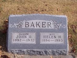 John O. Baker