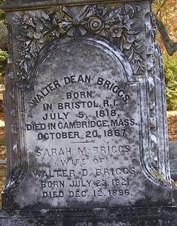 Walter Dean Briggs
