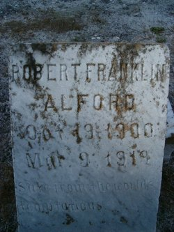 Robert Franklin Alford