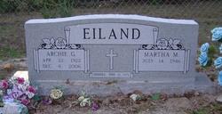 Archie Gilford Eiland
