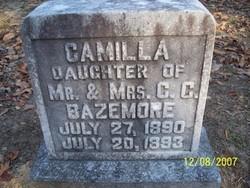 Camilla Bazemore
