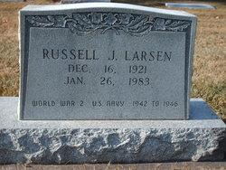 Russell James Larsen