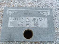 Evelyn Elizabeth <i>Neely</i> Bryant