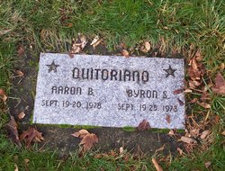 Aaron B Quitoriano