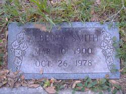 Alberta Smith