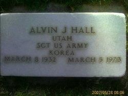 Alvin J Hall