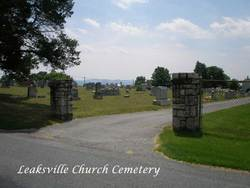 Leaksville Church Cemetery