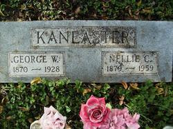 Nellie Cordelia <i>Snapp</i> Kaneaster
