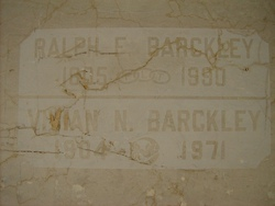 Ralph Forrest Barckley