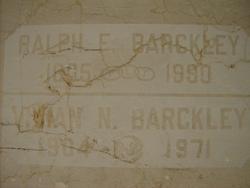 Vivian N <i>Osborn</i> Barckley