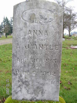Anna <i>(Darden)</i> Antle