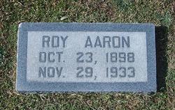 Charles LeRoy Roy Aaron