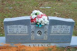 M. Grace Akins
