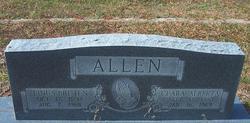 Clara Alberta <i>Scott</i> Allen