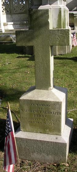 Capt Matthew Calbraith Perry, Jr