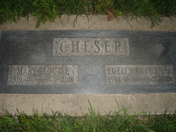 Euell Rufus Cheser, Jr