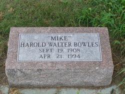 Harold Walter Bowles
