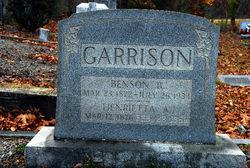 Benson Bascom Garrison