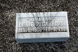 Lillie P. Garrison