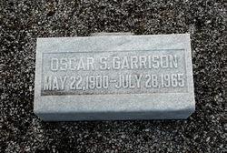 Oscar S Garrison