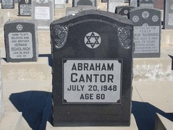 Abraham Cantor
