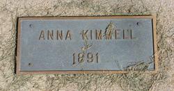 Anna Kimmell