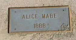 Alice Mabe
