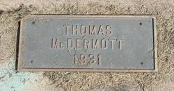 Thomas McDermott