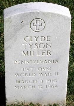 Clyde Tyson Miller
