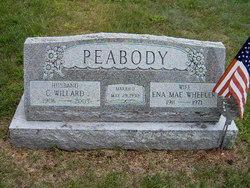 Ena Mae <i>Wheeler</i> Peabody