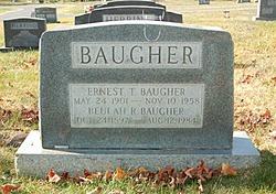Beulah <i>Rucker</i> Baugher