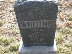 Eliza J Whiting