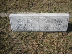 William Nelson Johnson