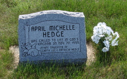 April Michelle Hedge
