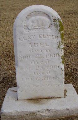 Elzy Elmer Abel