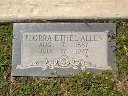 Florra Ethel Allen