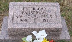 Lester Carl Bauserman